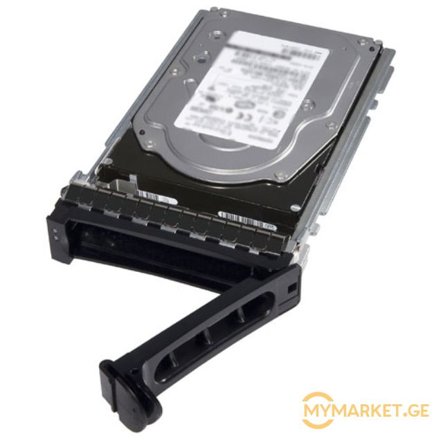 მყარი დისკი Dell 1TB 7.2K RPM SATA 6Gbps 3.5in Hot-plug Hard