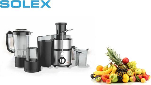 სამზარეულოს კომბაინი SOLLEX FRANCE SL 511