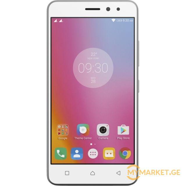 მობილური ტელეფონი LENOVO K33A42 2SIM LTE SILVER
