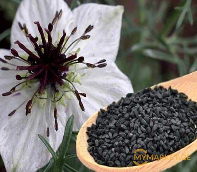 სოინჯის თესლი NIGELLA SATIVA SEED Семена черного тмина
