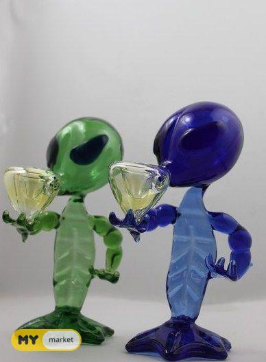 alien bong pipe/ უცხოპლანეტელი ბონგი/ფაიფი