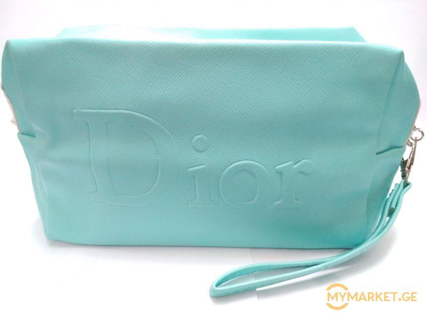 მხოლოდ 18 ლარად Dior-ის კოსმეტიკის ჩანთა