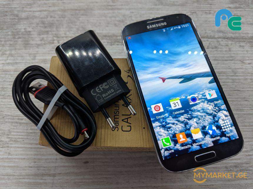Samsung S4 16GB მაღაზიიდნ გარანტიით!!!