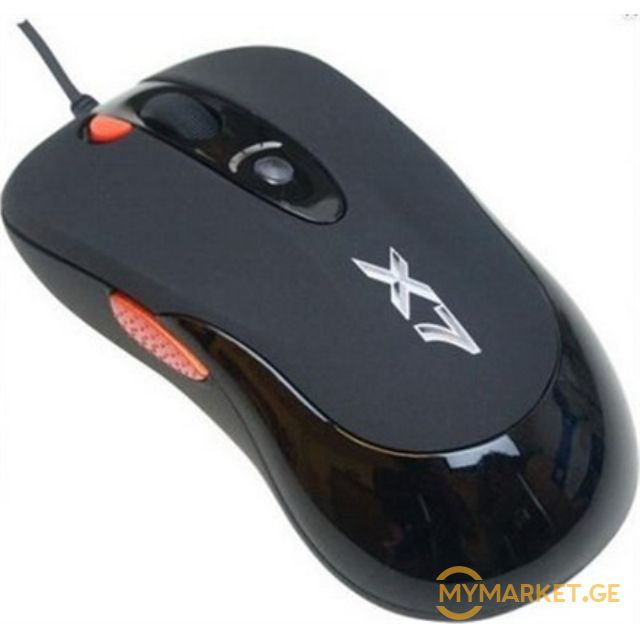 A4Tech Oscar Optical Gaming Mouse X-705K wired, Black, Gamin