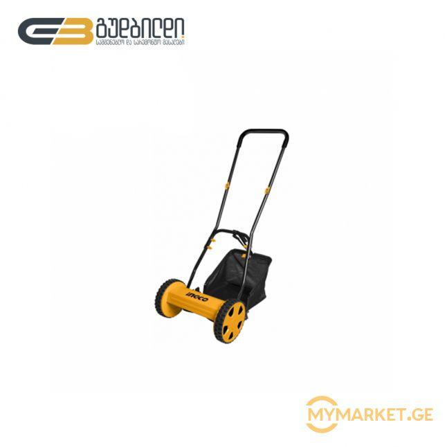 გაზონის სათიბი მანქანა iNGCO (HCM12202)