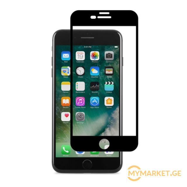 მობილურის დამცავი MOSHI IONGLASS FOR IPHONE 7 PLUS - BLACK