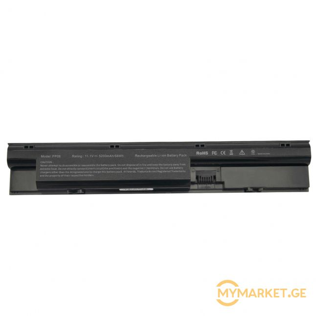 HP ProBook FP06 FP09 440 445 450 455 470 G0 G1 Battery
