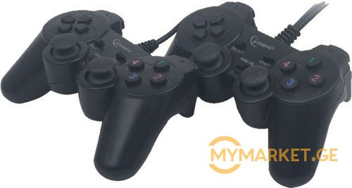 Double USB dual vibration gamepad (JPD-UDV2-01)