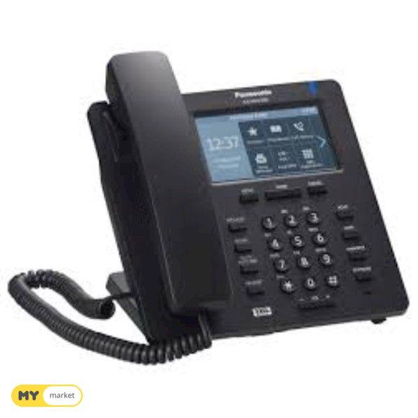 სტაციონალური ტელეფონი PANASONIC KX-HDV330RUB