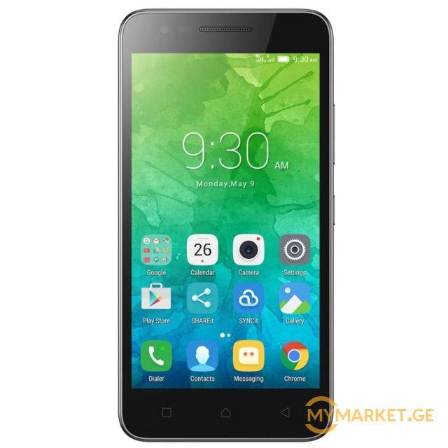 მობილური ტელეფონი LENOVO VIBE C2 K10A40 2SIM LTE BLACK (PA