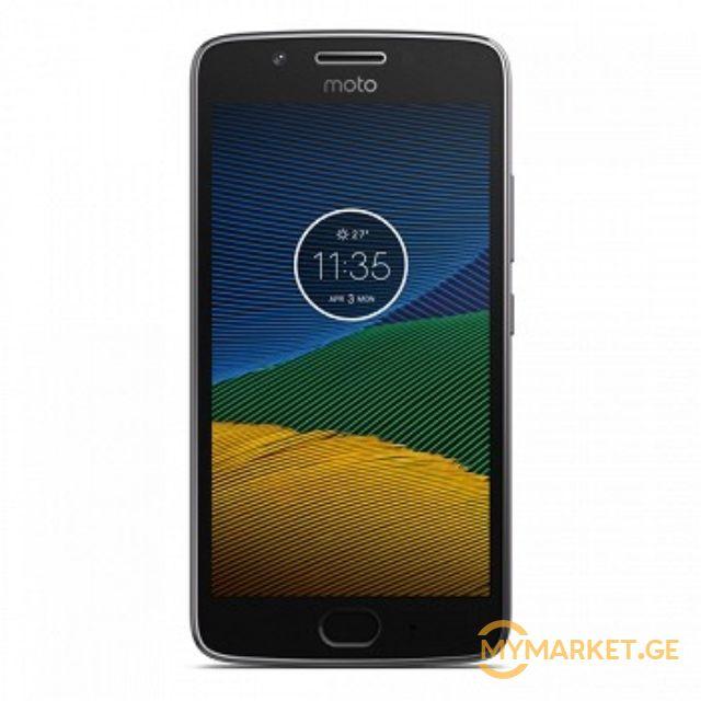 მობილური ტელეფონი MOTO G5 XT1676 2SIM GREY
