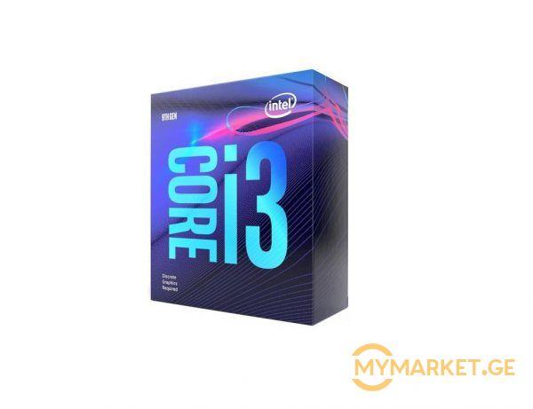 Intel® Core™ i3-9100 Processor გარანტიით