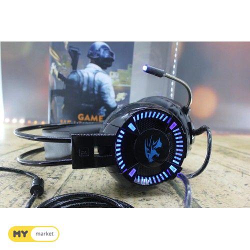 Firecam Battleground Headset  V-2949 ყურსასმენი უფასო მიტანი