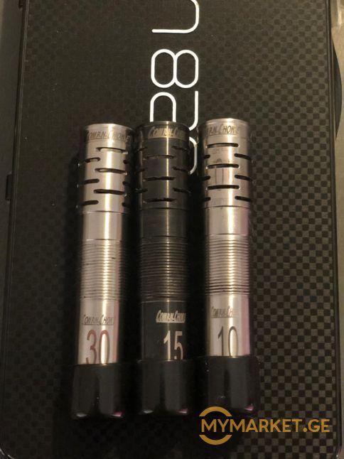 Beretta Optima Choke HP, Comp-N-Choke