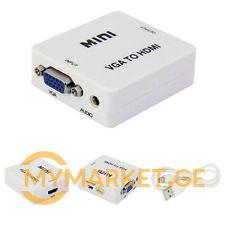 SP-HC02 VGA TO HDMI CONVERTER