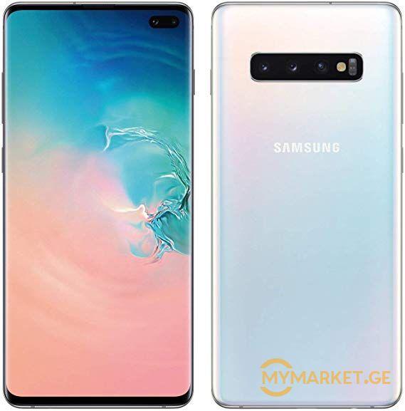 Samsung Galaxy S10Plus 128GB - Prism White