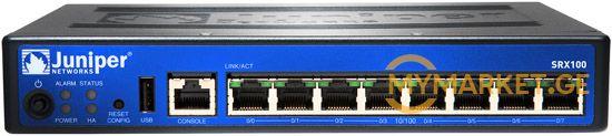 Juniper SRX100 Services Gateway მეორადი