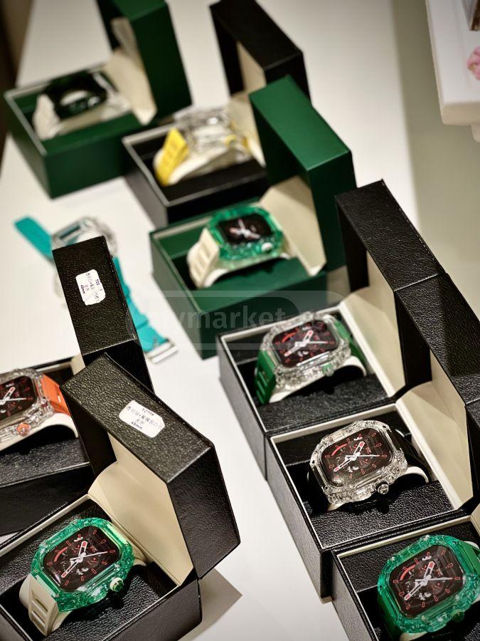 Apple Watch სამაჯურები.   Band / Strap