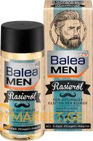 Balea Men Rasierol საპარსი ზეთი 75 მლ