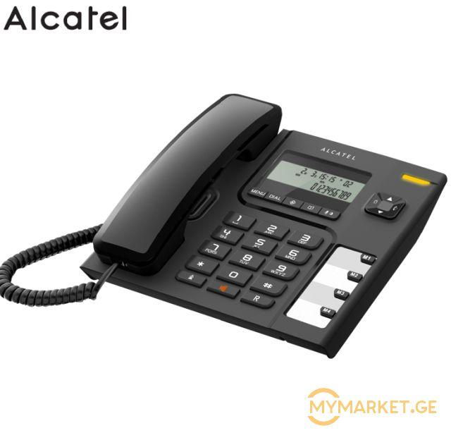 სტაციონარული ტელეფონი Alcatel Handfree function  Numeric dis
