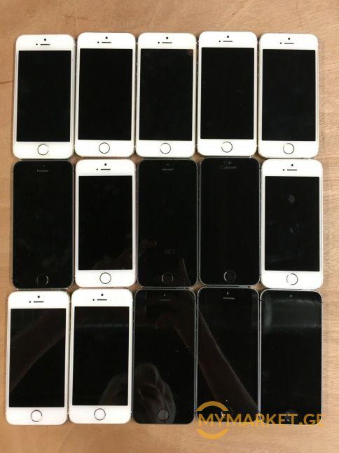 iPhone 5S 16GB იდეალურები, სასაჩუქრე მდგომარეობაში!