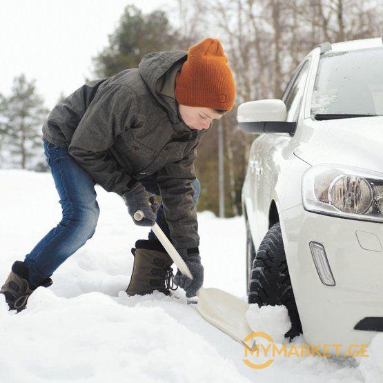 Fiskars SnowXpert car shovel