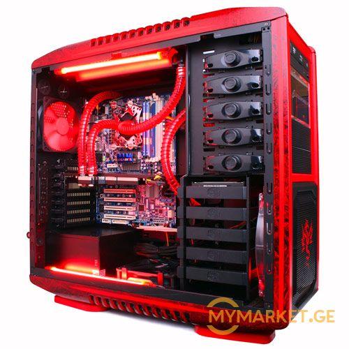 იყიდება ახალი კომპიუტერი ი5 ზე დდრ4 1080 GTX