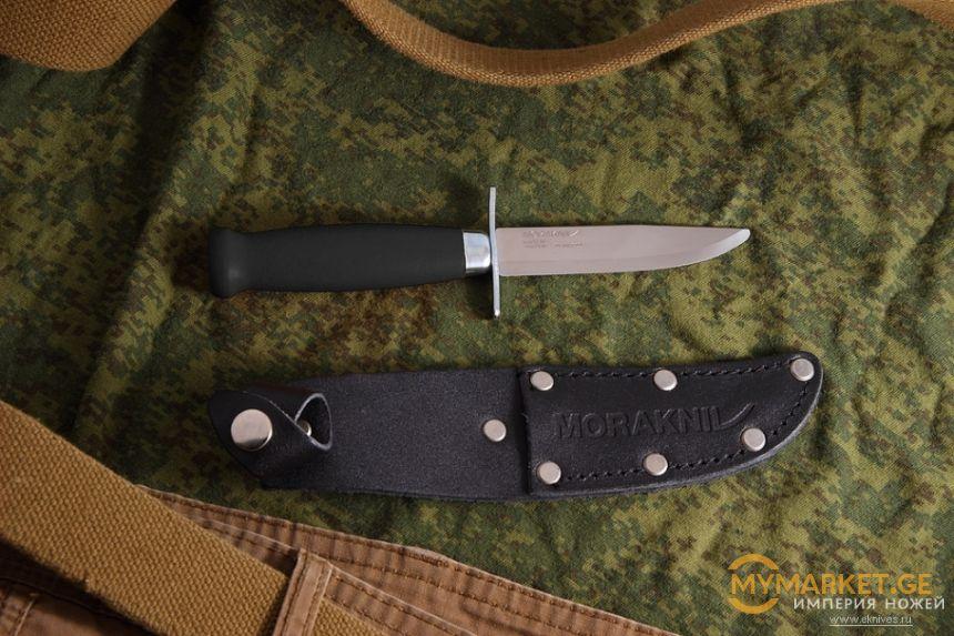 Morakniv® Scout 39 Safe Black