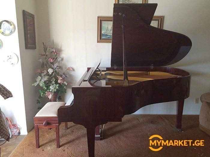შ ე ვ ი ძ ე ნ -  როიალებს  და  პიანინოებს  მაღალ  ფასში