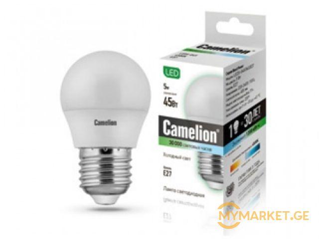 ეკონომიური LED ნათურა Camelion  Energy Saving LED Bulbs - 5