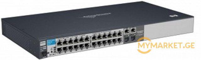 სვიჩი HP E2510-24 (J9019B)