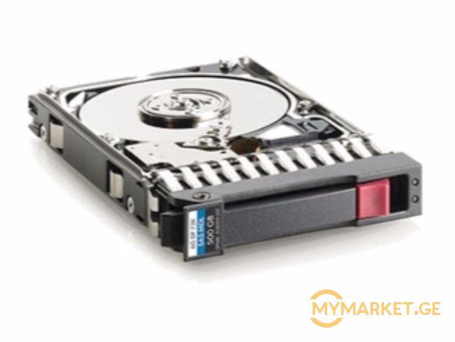 """მყარი დისკი HP 500GB 7200ბრ/წთ 2.5"""" (507610-B21)"""