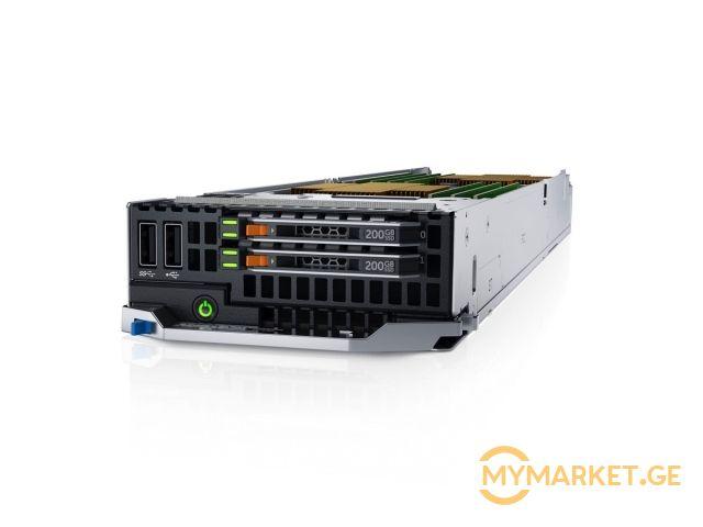 სერვერი DELL PowerEdge FC430 for FX2 1xIntel Xeon E5-2620 v4
