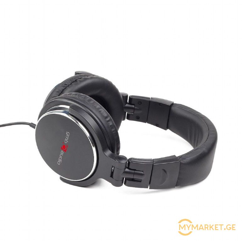 "MHP-YUL-BK  (DJ headphones ""Montreal"")"
