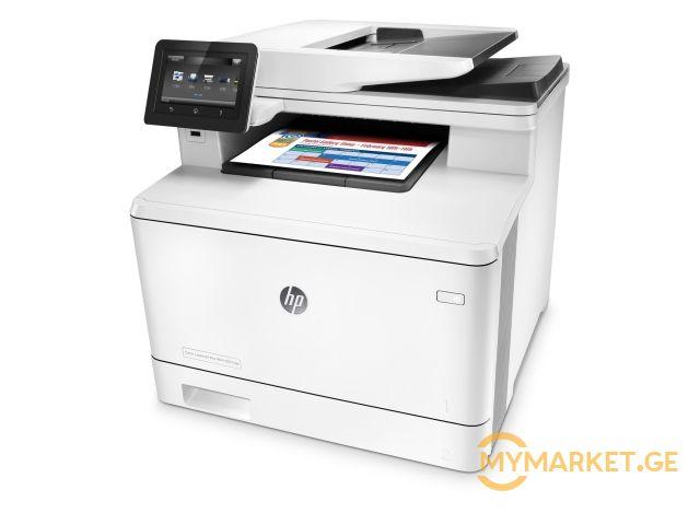 პრინტერი HP Color LaserJet Pro MFP M377dw
