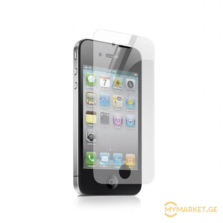 GP-A4 (Glass screen protector, for iPhone 4 series)
