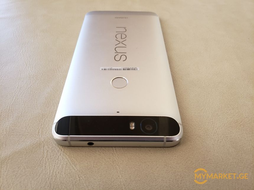 Google Nexus 6P სასწრაფოდ ! თეთრი და შავი ფერის