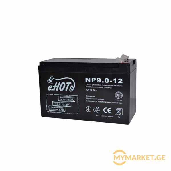 ENOT NP7.0-12 battery 12V 7Ah ბატარია