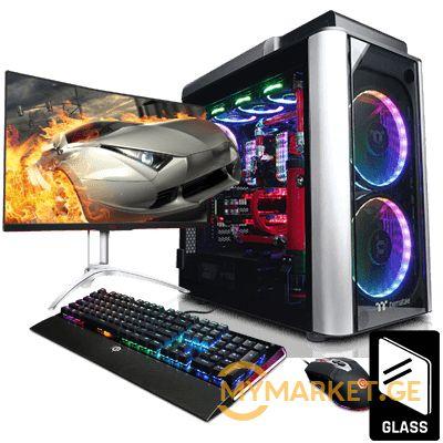 ✔️I5 3470 / 8GB RAM / GPU - GTX 1060 / HDD - 500 GB