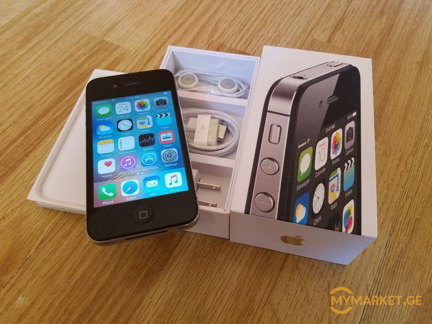 iphone 4 8GB sim free