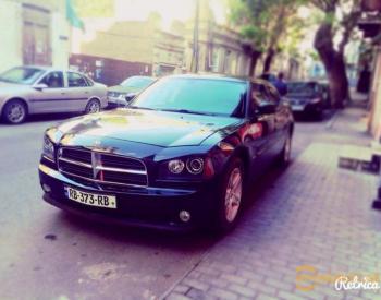 ქირავდება / CAR RENTAL / Аренда Авто / DODGE Charger / 2011