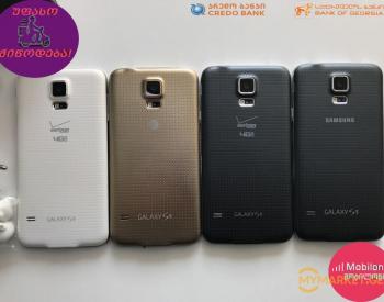 Samsung galaxy s5 მაღაზიიდან გარანტიით და განვადებით.