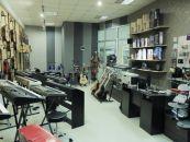 Musicroom ის ახალი ფილიალი გლდანში !