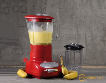 5KSB5553EER - KITCHENAID ARTISAN BLENDER Empire Red