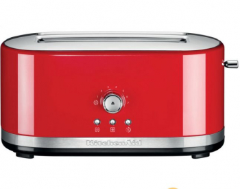 5KMT4116EER 4-SLICE TOASTER EMPIRE RED