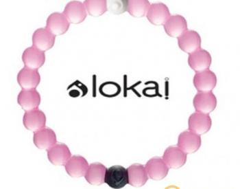 სამაჯური Lokai Bracelet outlets Silicone Bead For Women Men