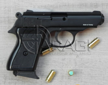 Major (Walther PPK) + 10 ტყვია