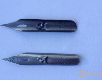 Перья для чернильной ручки (200 штук)