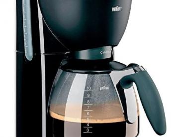 ყავის აპარატი BRAUN KF560/1