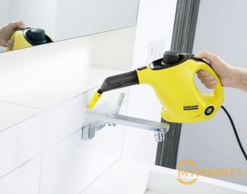 ორთქლის საწმენდი Karcher SC 1 Floor Kit Cleaning Systems Pri